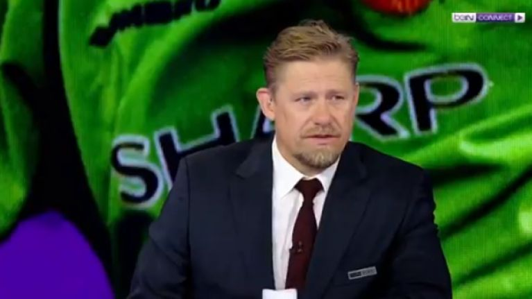 Peter Schmeichel rinses Arsenal as he speculates about son's future