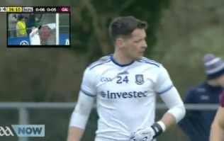 Conor McManus shows his class with exceptional point