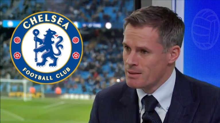 """""""Sarri has turned Chelsea into Arsenal"""" - Jamie Carragher heavily critical of Chelsea coach after Man City hammering"""