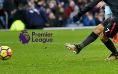 Name the three players to have scored in every one of the last 10 Premier League seasons