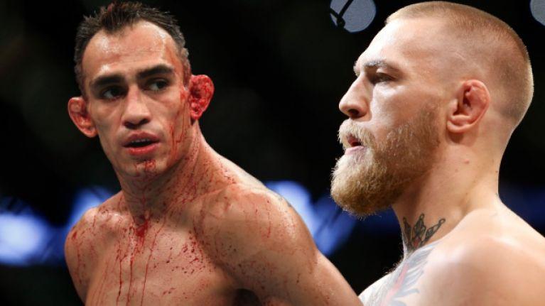 Conor McGregor vs. Tony Ferguson possible if Khabib Nurmagomedov sits out a year