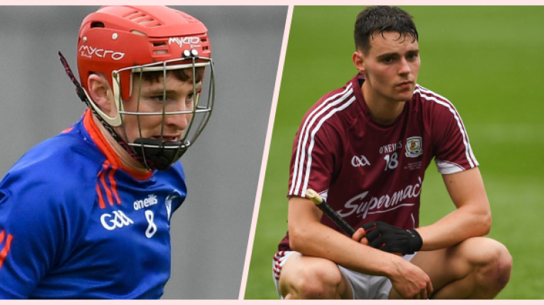 Galway's inseparable pair forgetting loyalties and fierce rivals joining up in last Fitzgibbon 4 standing