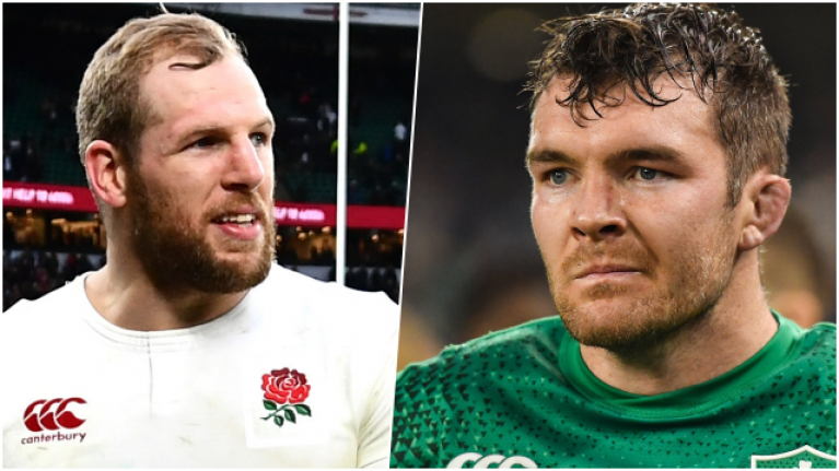 James Haskell on text exchange with Peter O'Mahony after Ireland's victory over Scotland