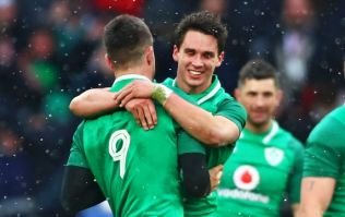 Conor Murray and Joey Carbery could face Italy in new-look backline