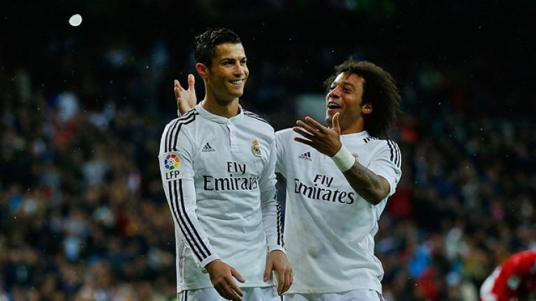 Marcelo reveals the exact moment Ronaldo told him he was leaving Real Madrid