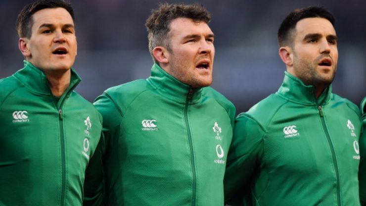 Peter O'Mahony one of six Irish people recognised on Forbes '30 under 30' list