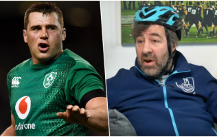 David O'Doherty recalls bombing in front of CJ Stander and Ireland squad