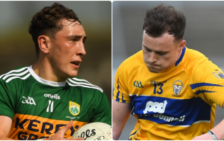 Kerry and Clare combine in lightning attack whilst St. Mary's prepare to meet an old friend