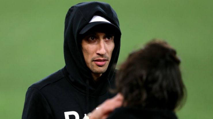 Angel Di Maria breaks silence after controversial return to Old Trafford