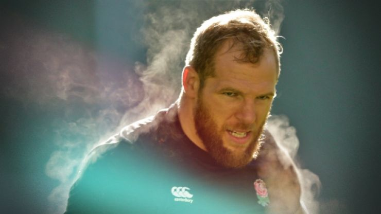 """""""As I stood up, I got punched in the face"""" - Haskell's unforgettable introduction to England camp"""
