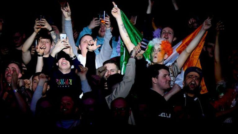 Bellator confirm quick return to Dublin