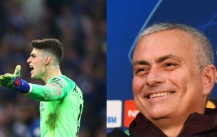 """I like that"" - Mourinho backs Kepa"