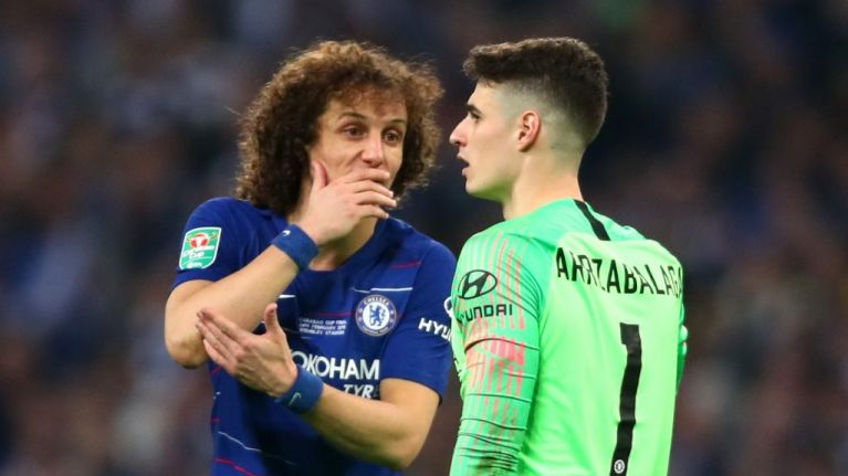 Don't feel sorry for Maurizio Sarri, he failed miserably when dealing with Kepa's revolt