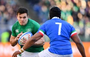 Two Irish players make our Six Nations team of the round