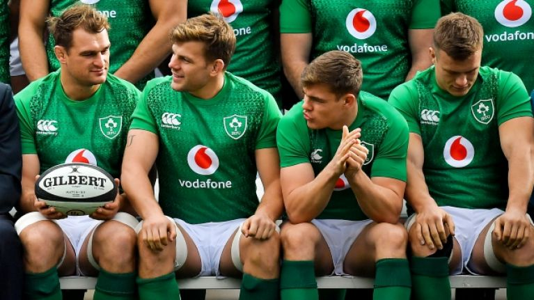 Garry Ringrose tipped to return to Ireland midfield for French game