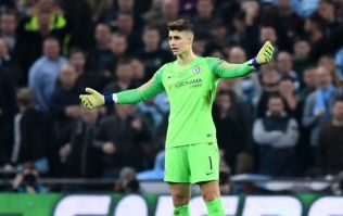 Kepa Arrizabalaga apologises for final incident after being fined one week's wages