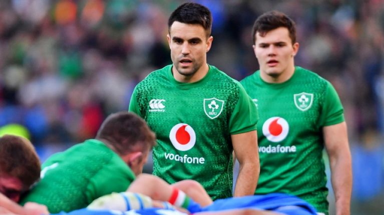 Conor Murray copping too much blame for Ireland team racked with doubt