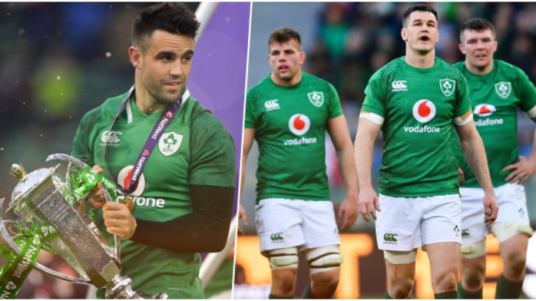 Here's what Ireland need to happen to retain their Six Nations title