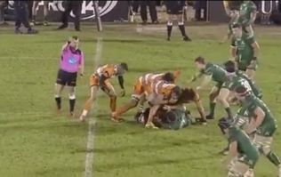 Cheetahs centre receives 13-week ban for clearing contents of nose on opponent