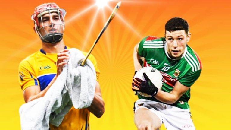 The 30/1 accumulator to follow for this grudge GAA weekend