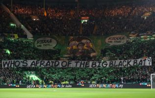 Six Celtic fans arrested in Valencia ahead of Europa League clash