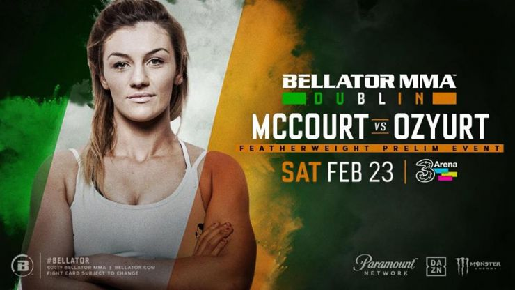 Leah McCourt - MMA fighter, mother and role model