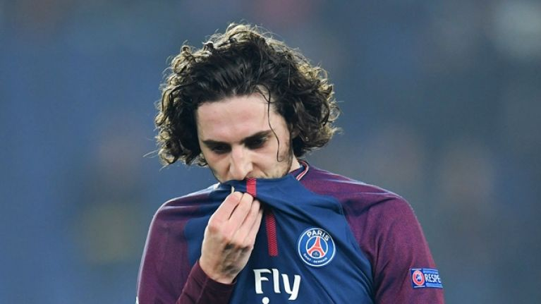 Adrien Rabiot hires new agent after firing his own mother