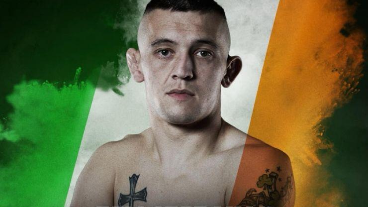 Bellator Dublin - A closer look at Wicklow's Richie Smullen