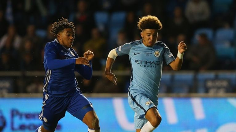 City accused of providing Jadon Sancho's agent with a job to disguise £200,000 payment