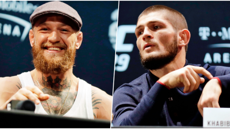 UFC set to announce lightweight title fight without Khabib or McGregor