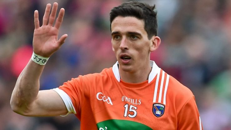 Rory Grugan on what goalkeeper said before his painful penalty miss
