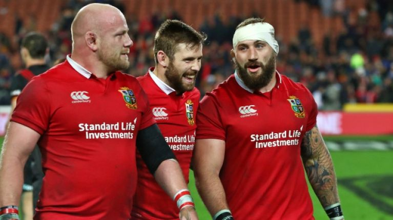 Joe Marler on why Lions 'Geography Six' didn't get a proper chance in New Zealand