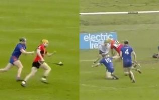 Mark Kehoe skins five defenders for goal of a lifetime in the Electric Ireland Fitzgibbon Cup final