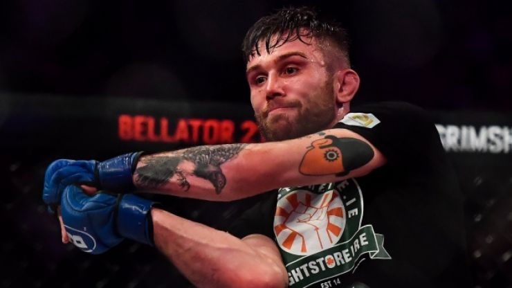 Biggest grudge match in Irish MMA history ends in victory for Myles Price