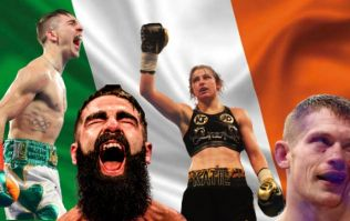 St. Patrick's weekend is going to be simply unmissable for Irish fight fans