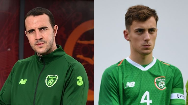 John O'Shea has spoken very highly of Manchester United's young Irish defender Lee O'Connor