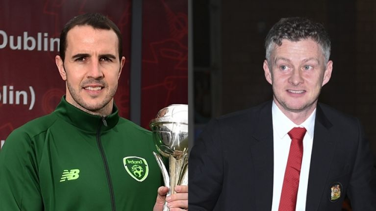 John O'Shea on why he always knew Ole Gunnar Solskjaer would make a good manager