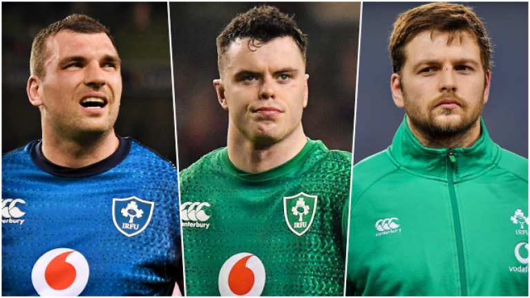 One way Ireland can start Beirne, Ryan and Henderson against France