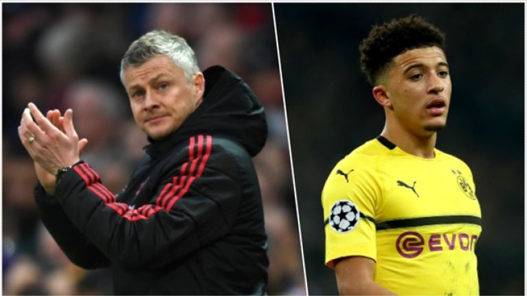 Manchester United's transfer plans for next season include £100m move for Jadon Sancho