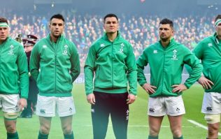 Six new faces in refreshed Ireland squad to face France