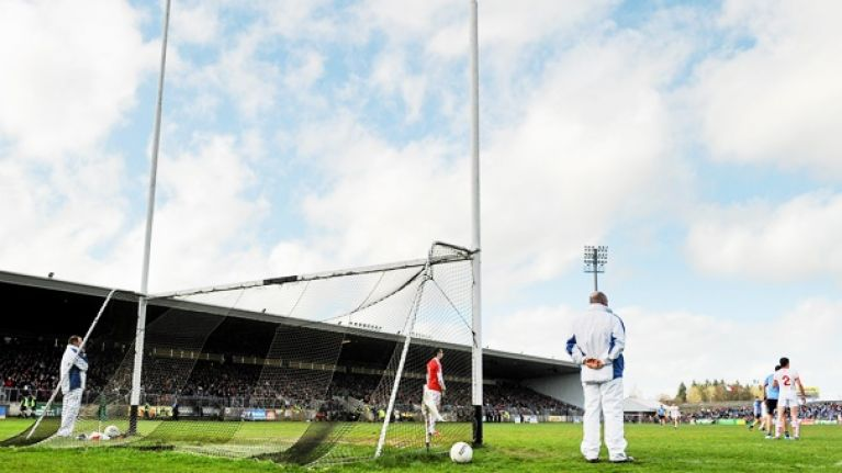 Ulster schools football comes roaring back with pair of beautiful scorelines