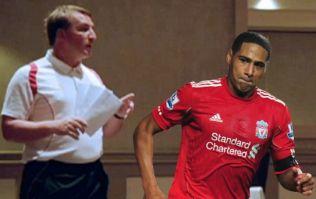 Brendan Rodgers' three envelopes stunt mocked by ex-Liverpool player Glen Johnson