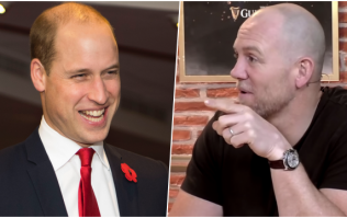 Prince William fired Mike Tindall a text as soon as Wales beat England