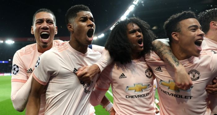 Player Ratings As Man United Stun Psg And Knock Them Out Of The Champions League Sportsjoe Ie