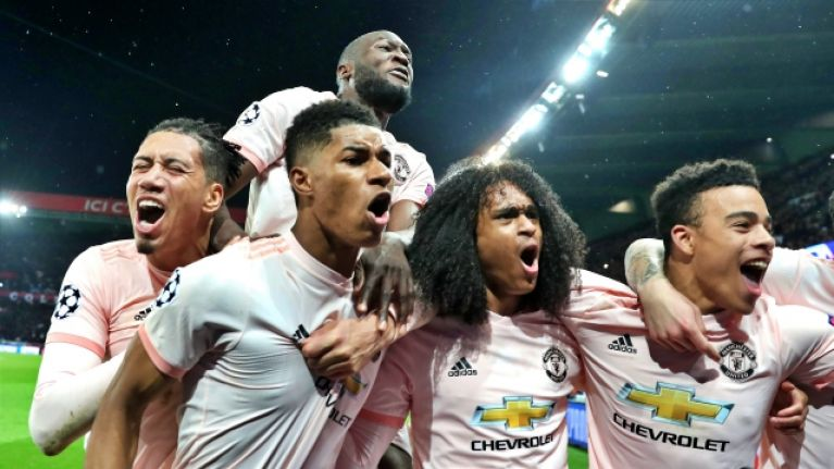 Six senior players Man United should build their new squad around