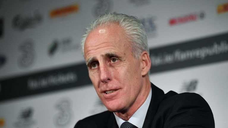Mick McCarthy explains why Glenn Whelan has returned to the Ireland squad
