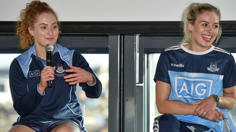 Studying medicine, playing water-polo for Ireland and being the Dublin camogie captain