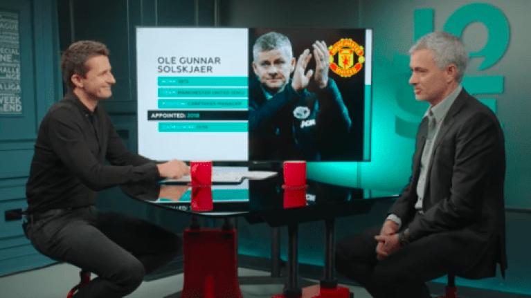 Jose Mourinho praises Solskjaer in the wake of Champions League win over PSG