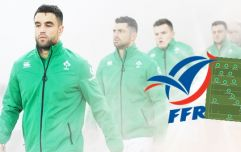 Six changes as Ireland name exciting team to face France