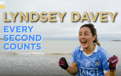 Lyndsey Davey: Every second counts